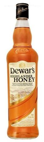 Dewars Highlander Honey